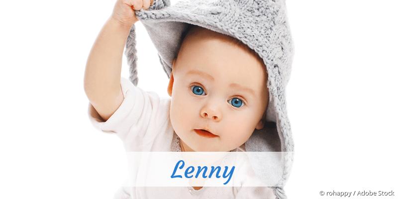 Name Lenny als Bild