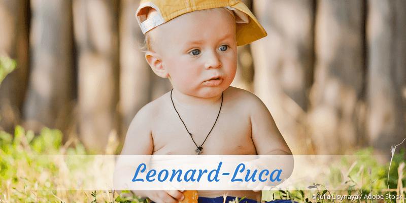 Name Leonard-Luca als Bild