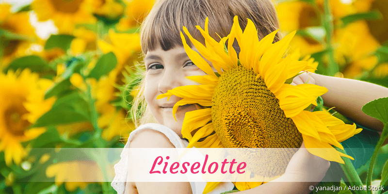 Name Lieselotte als Bild