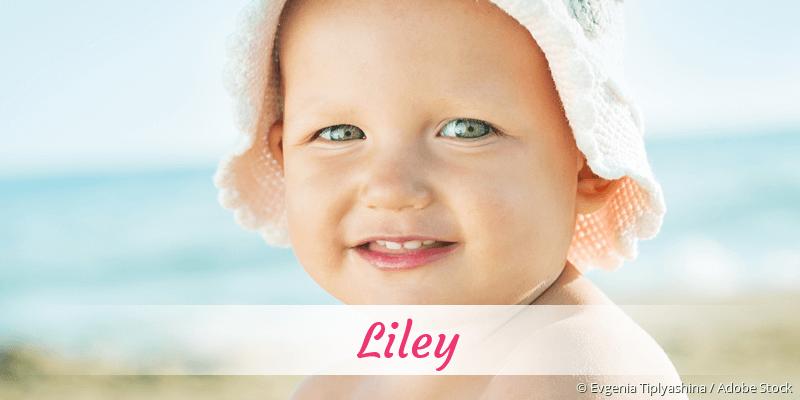 Name Liley als Bild