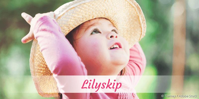 Name Lilyskip als Bild