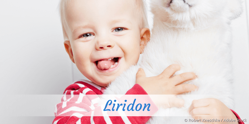 Name Liridon als Bild