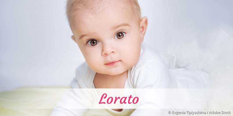 Name Lorato als Bild