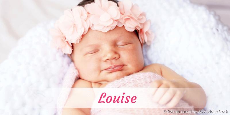 Name Louise als Bild