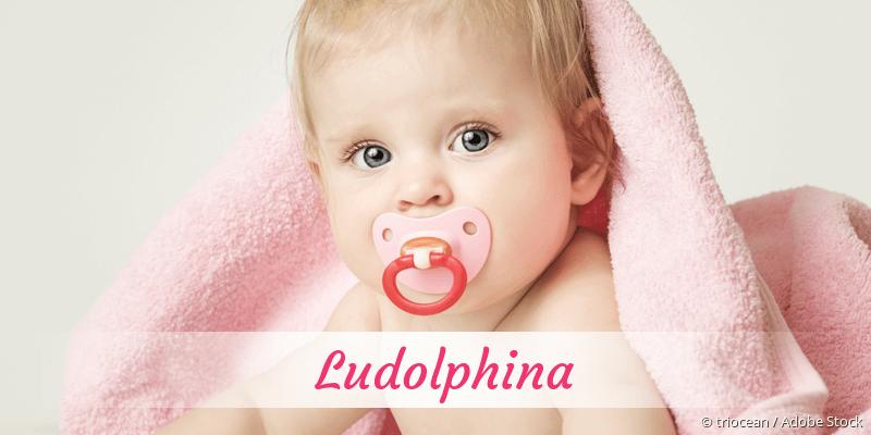 Name Ludolphina als Bild