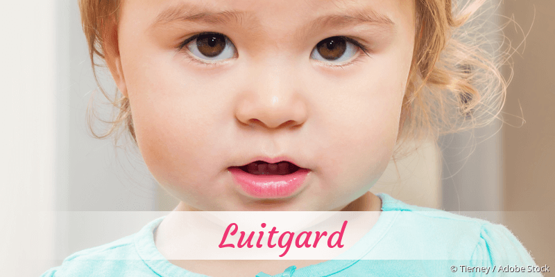 Name Luitgard als Bild