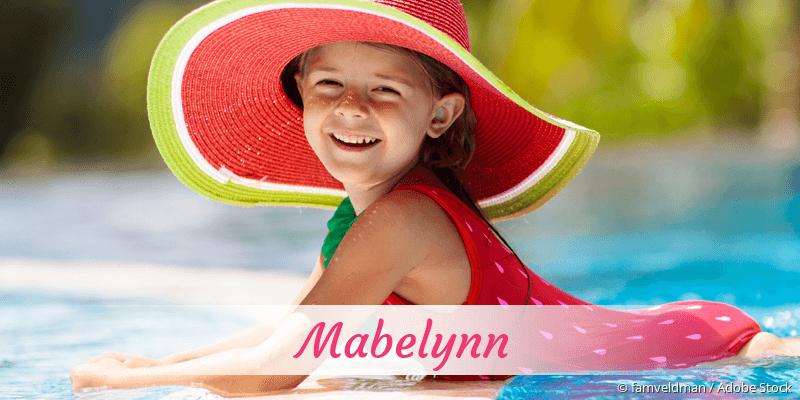 Name Mabelynn als Bild