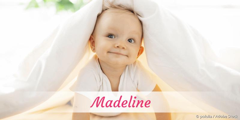 Name Madeline als Bild