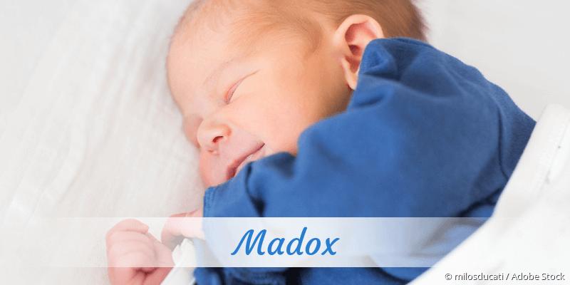 Name Madox als Bild