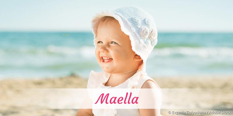 Name Maella als Bild