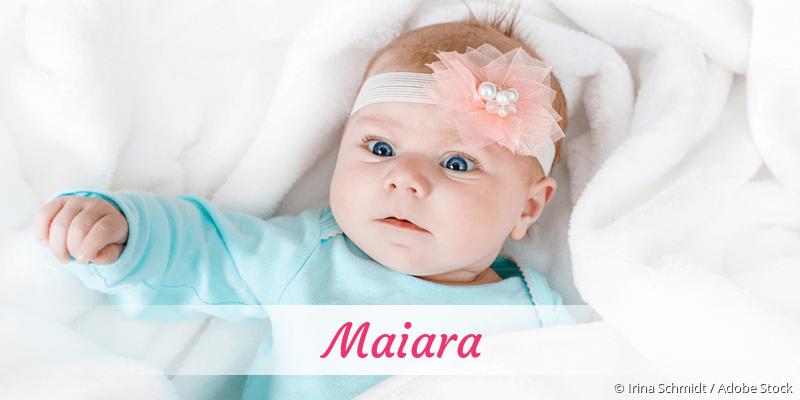Name Maiara als Bild