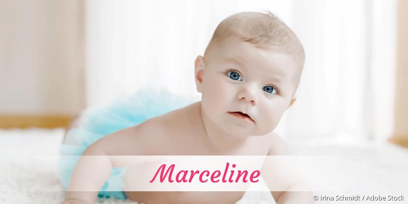 Name Marceline als Bild