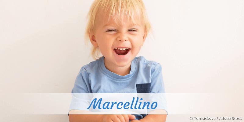 Name Marcellino als Bild