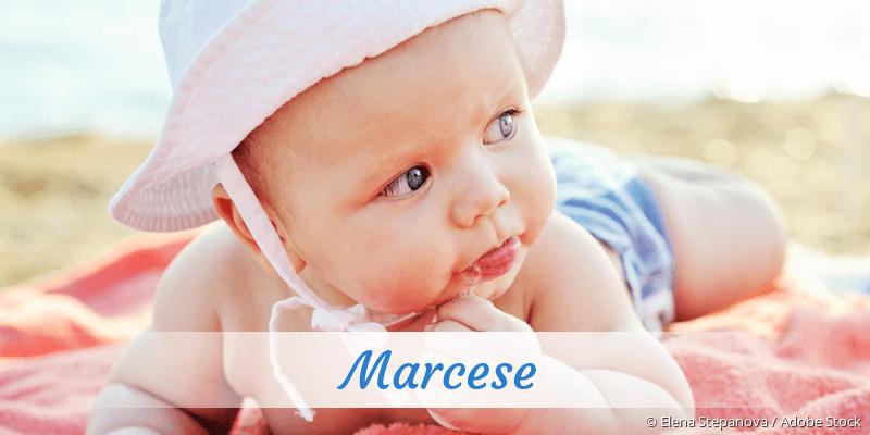 Name Marcese als Bild