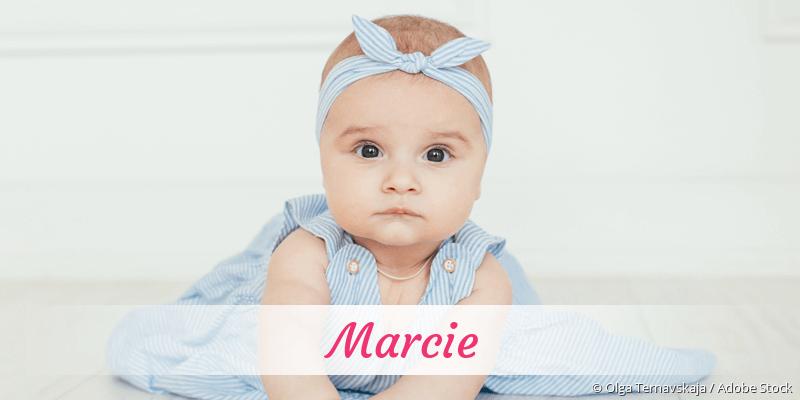 Name Marcie als Bild