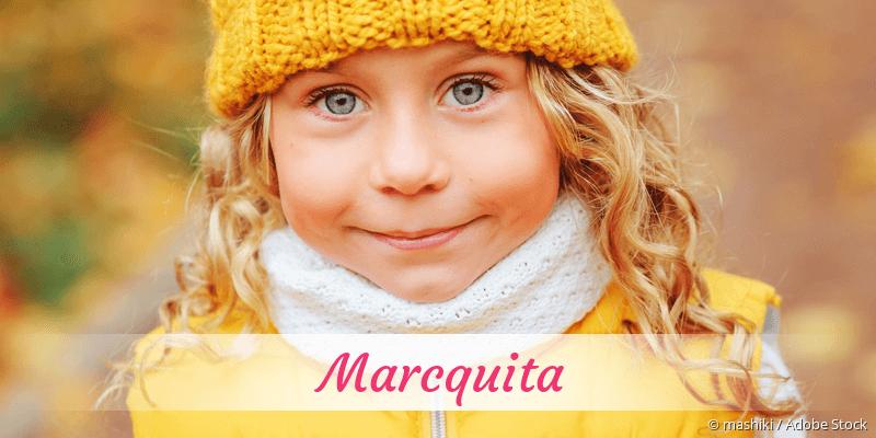 Name Marcquita als Bild