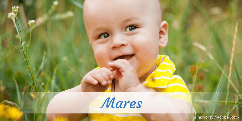 Name Mares als Bild