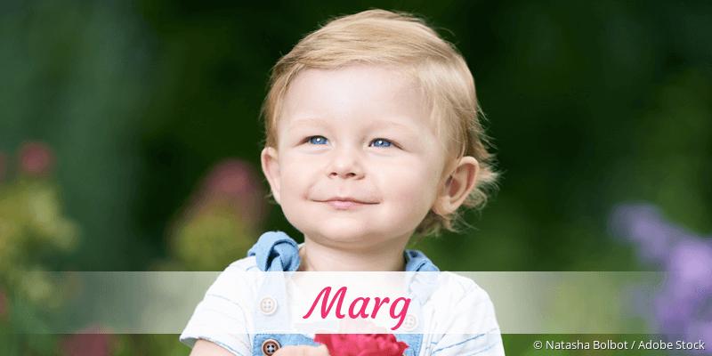 Name Marg als Bild