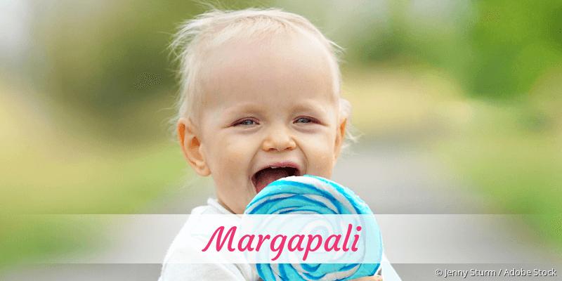 Name Margapali als Bild