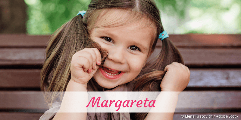 Name Margareta als Bild