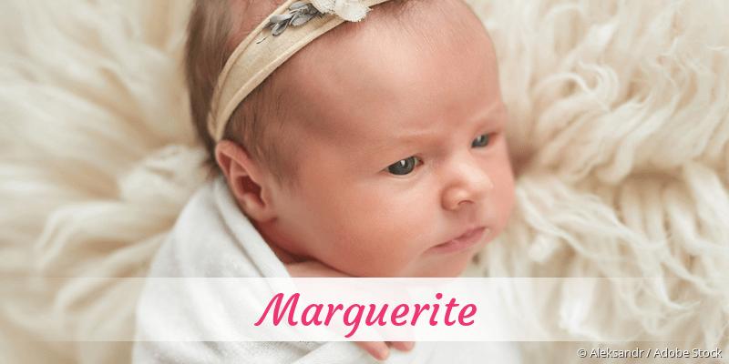 Name Marguerite als Bild