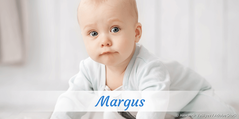 Name Margus als Bild
