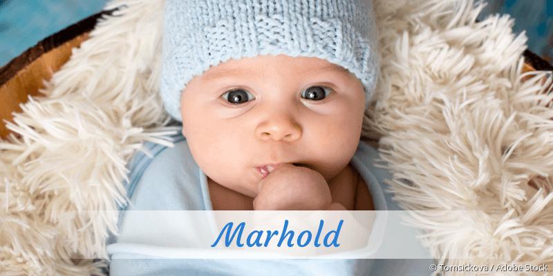 Name Marhold als Bild