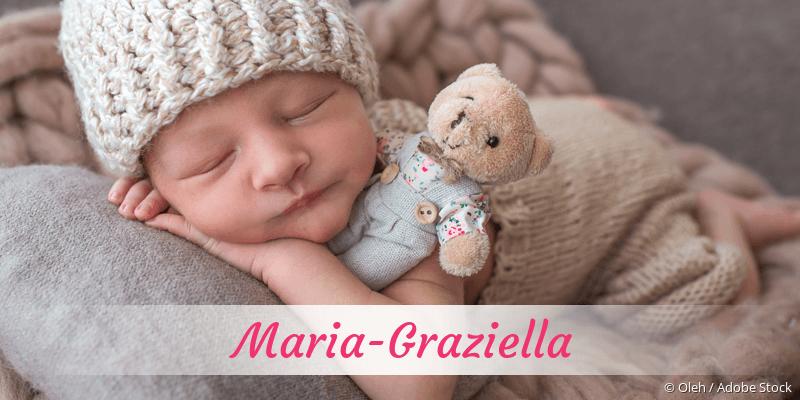 Name Maria-Graziella als Bild