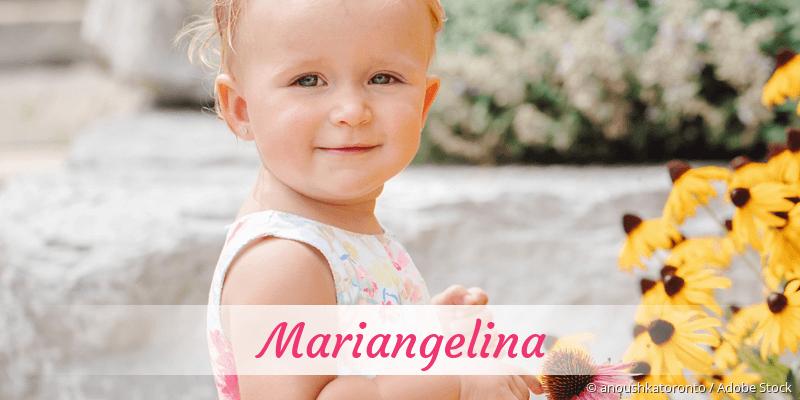 Name Mariangelina als Bild