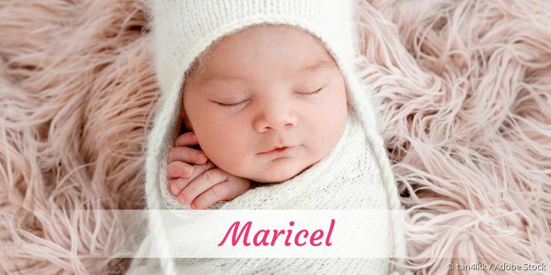 Name Maricel als Bild