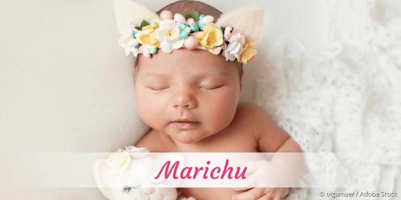 Name Marichu als Bild