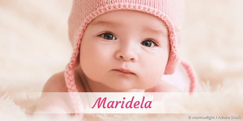 Name Maridela als Bild