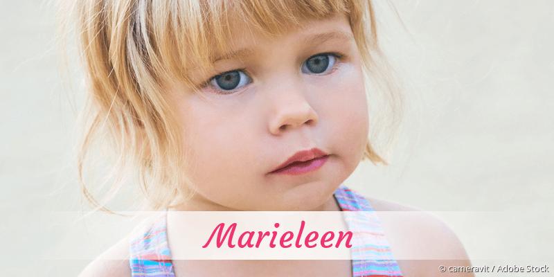 Name Marieleen als Bild