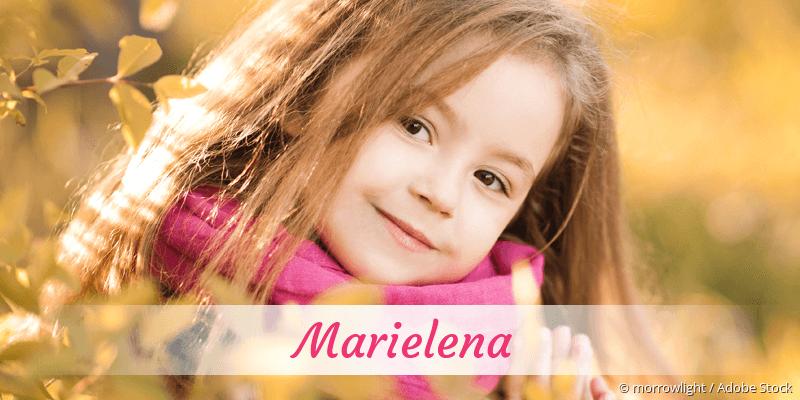 Name Marielena als Bild