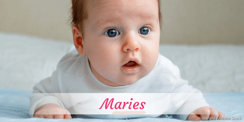 Name Maries als Bild