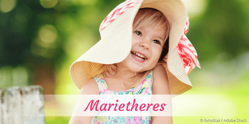 Name Marietheres als Bild