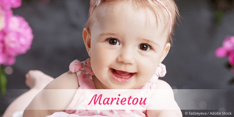 Name Marietou als Bild