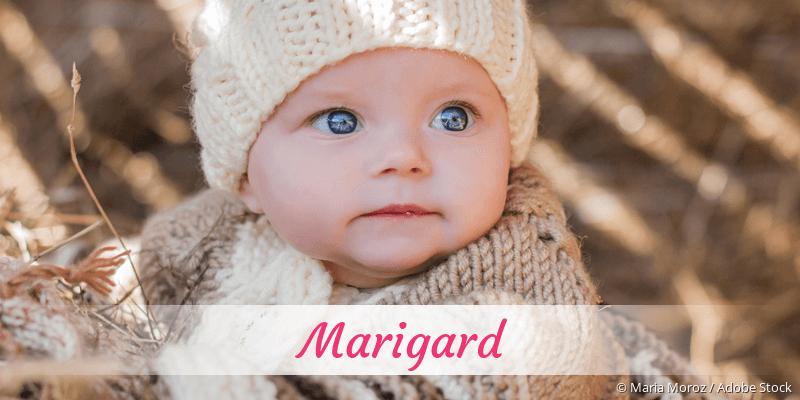 Name Marigard als Bild