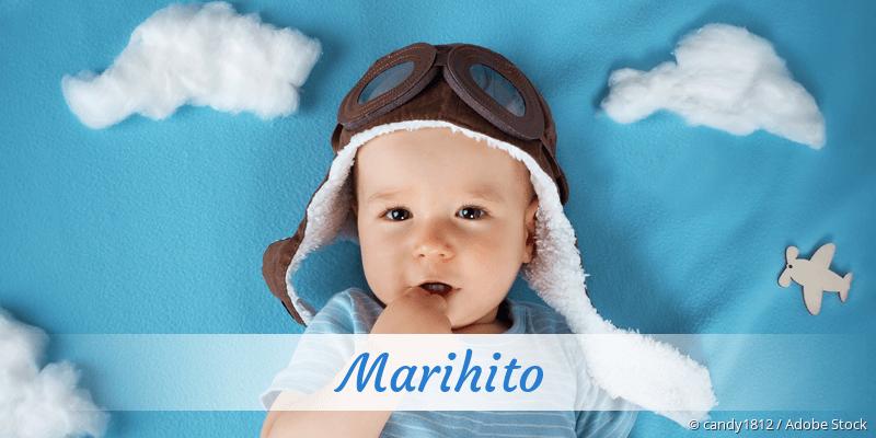 Name Marihito als Bild