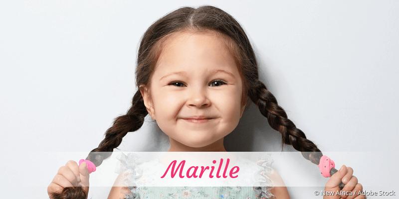 Name Marille als Bild