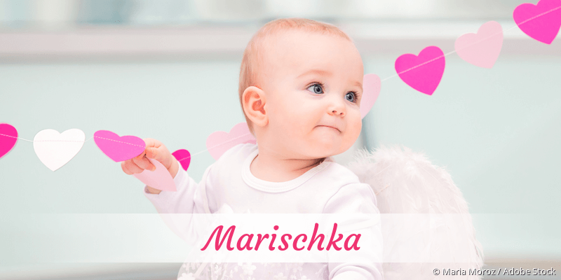 Name Marischka als Bild
