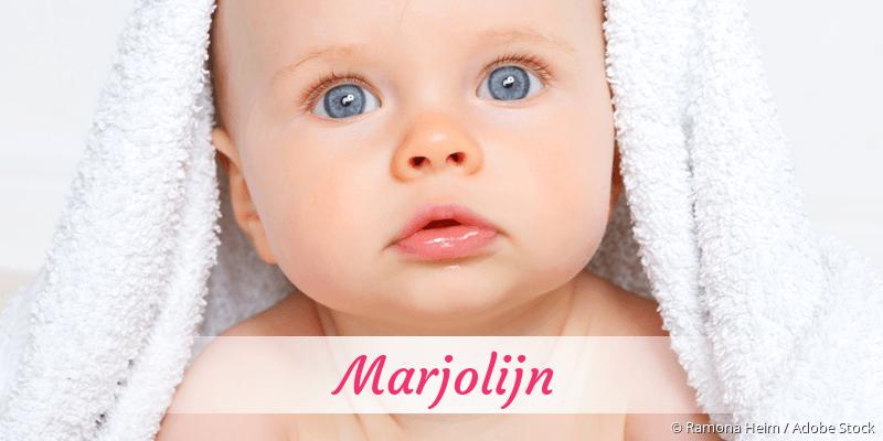 Name Marjolijn als Bild