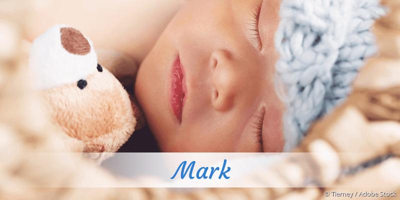 Name Mark als Bild