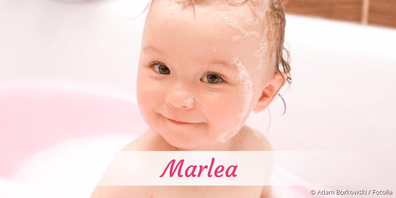 Name Marlea als Bild