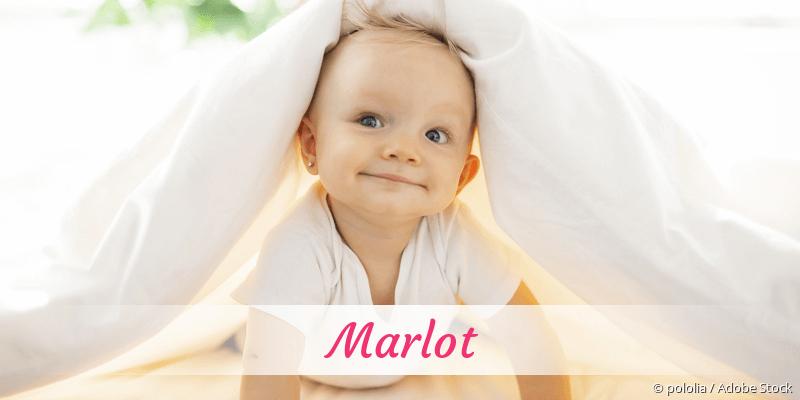 Name Marlot als Bild