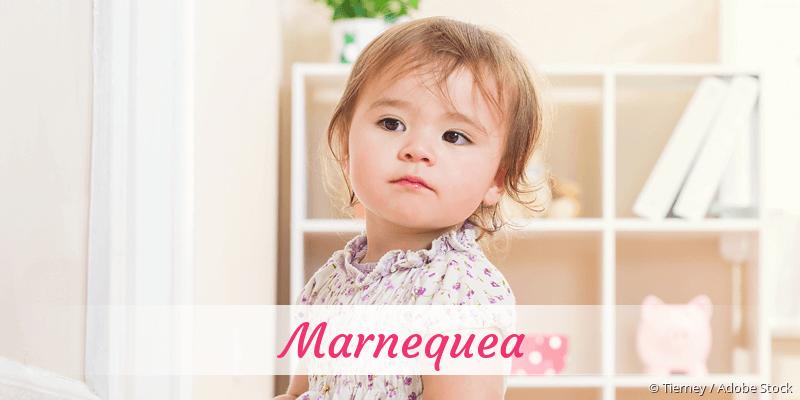 Name Marnequea als Bild