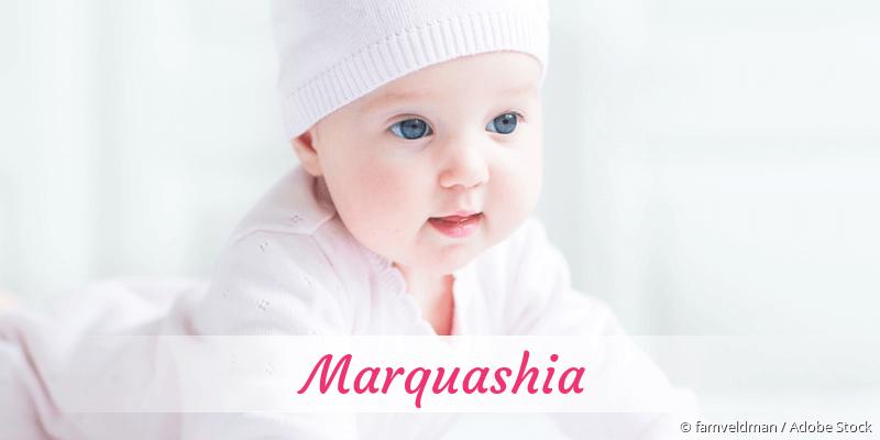 Name Marquashia als Bild