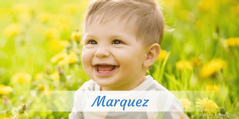 Name Marquez als Bild