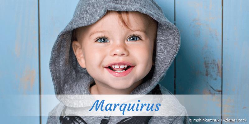 Name Marquirus als Bild