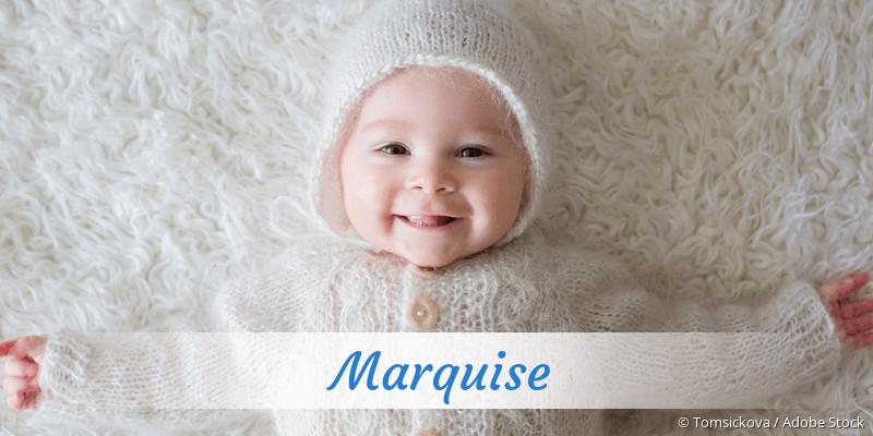 Name Marquise als Bild